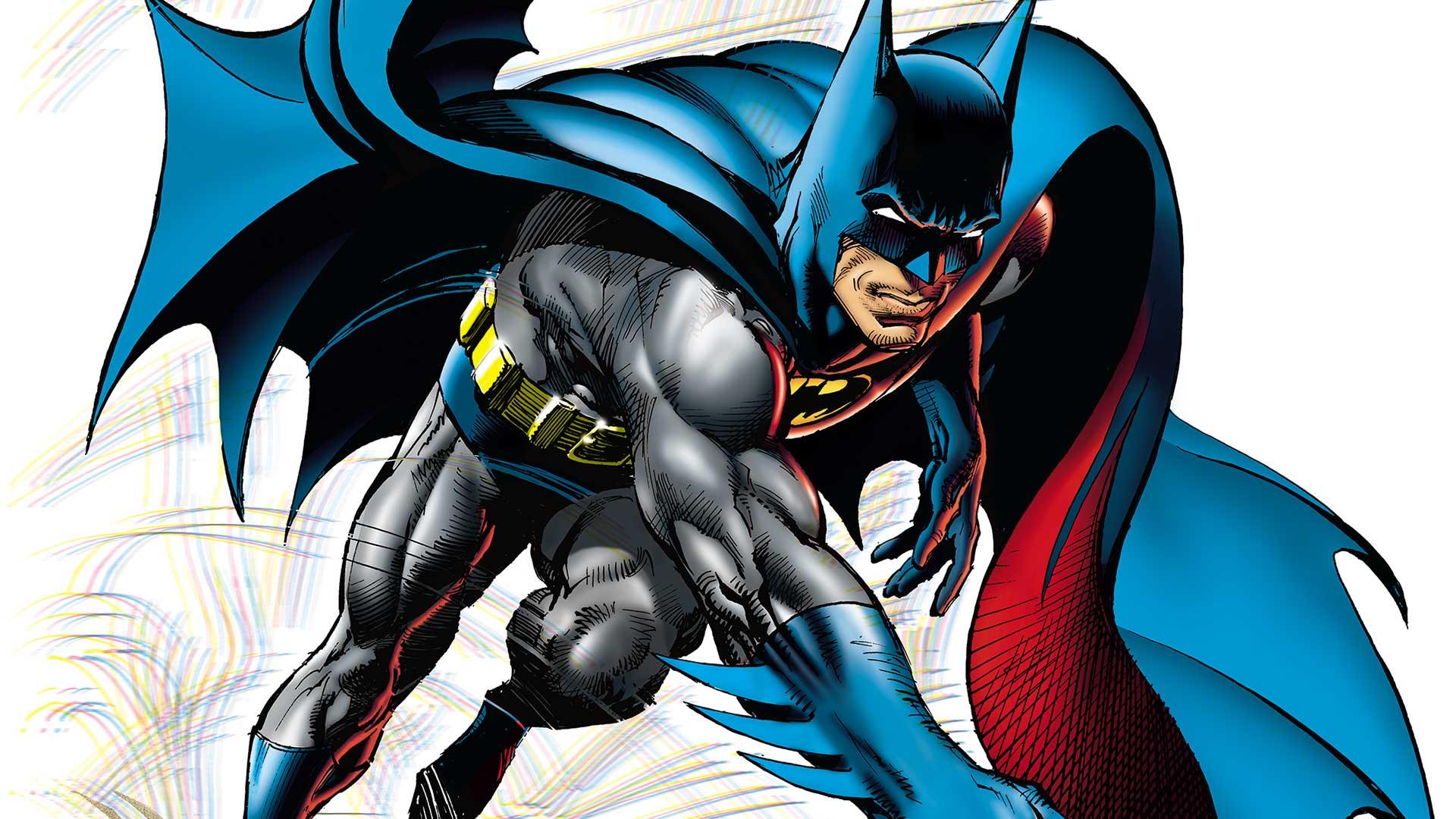 DC Publishes Batman's Official Dick