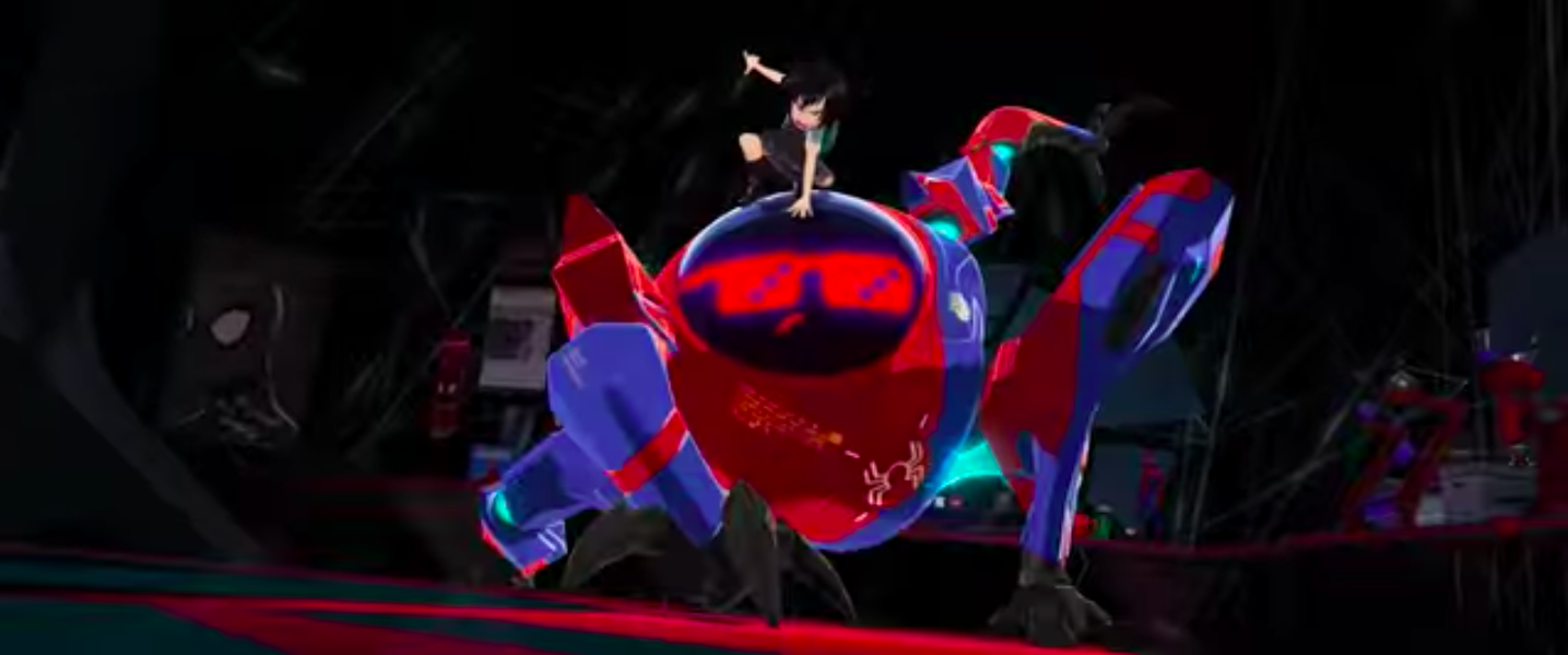 VIDEO: Into the Spider-Verse Trailer Shows Off Mulaney as