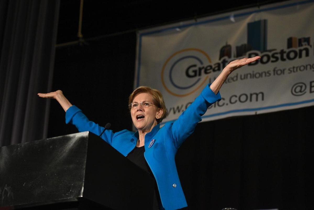 Elizabeth Warren Just Released Her Dna Results And Now Shes Coming To Collect