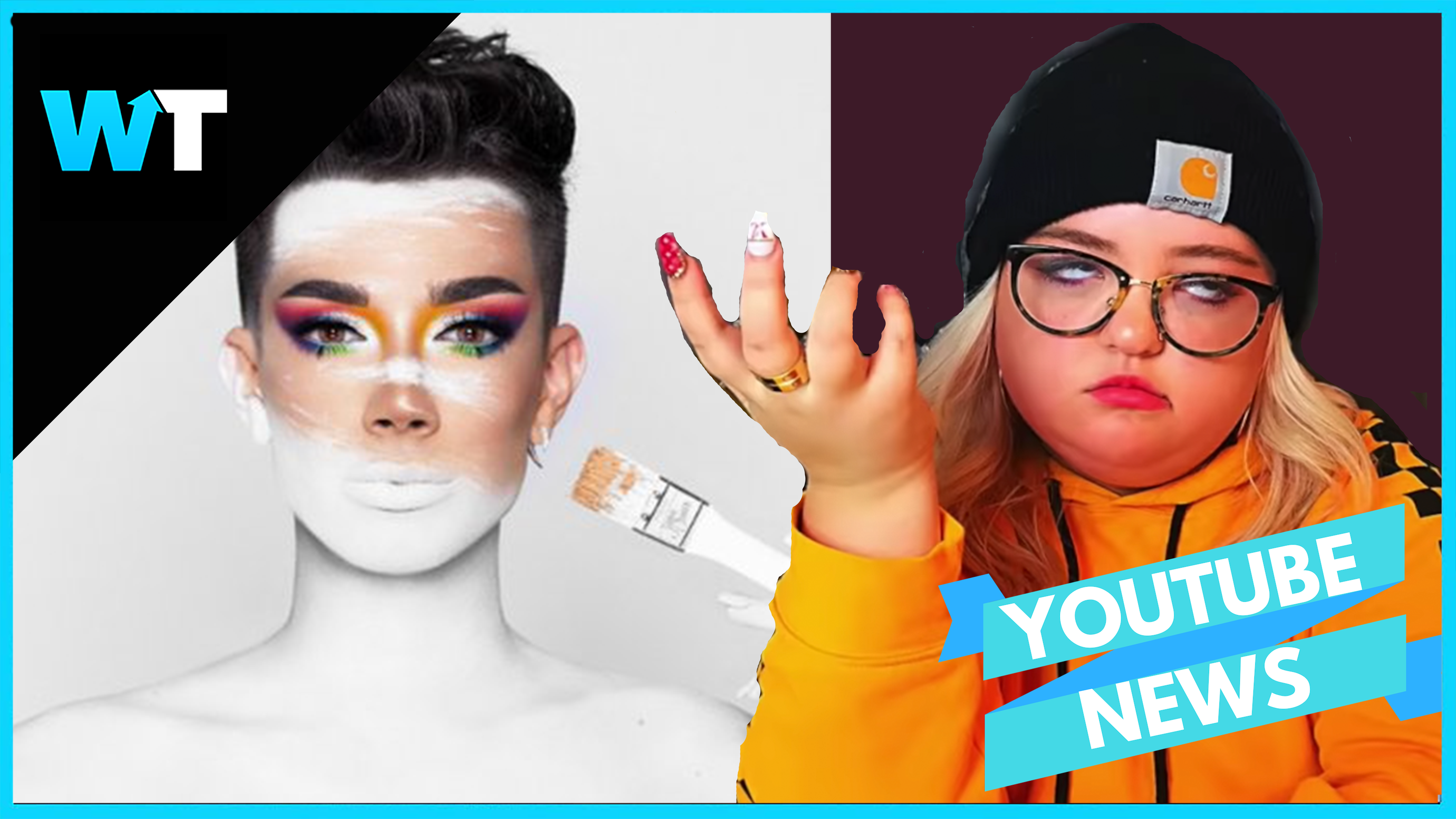 Video People Are Freaking Out After Youtuber Destroys James Charles