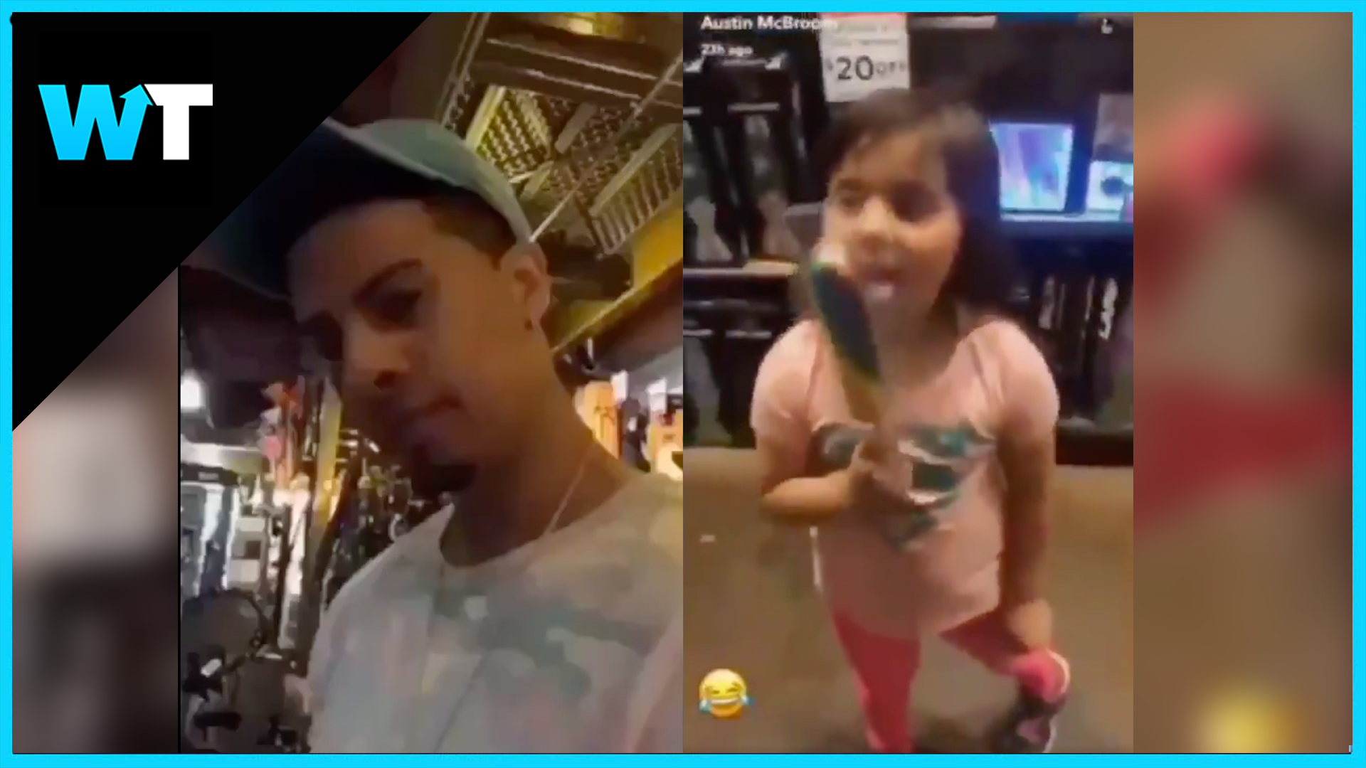 VIDEO: Did This Dad Go TOO FAR Buying SEXUAL Lollipop for
