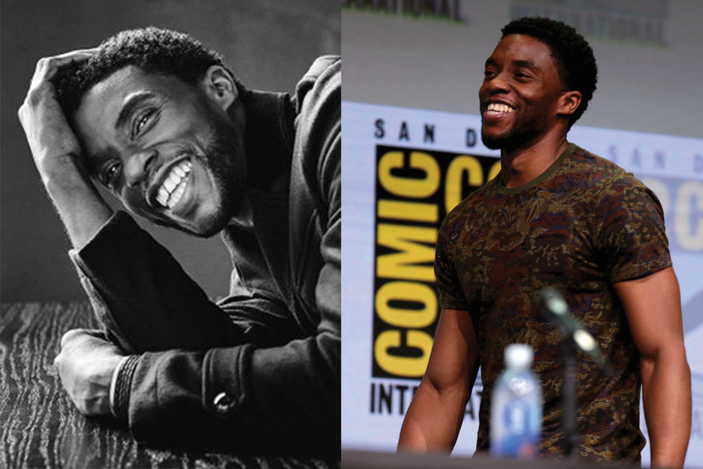 Celebrities And Fans Alike Are Heartbroken Over Death Of Chadwick Boseman |