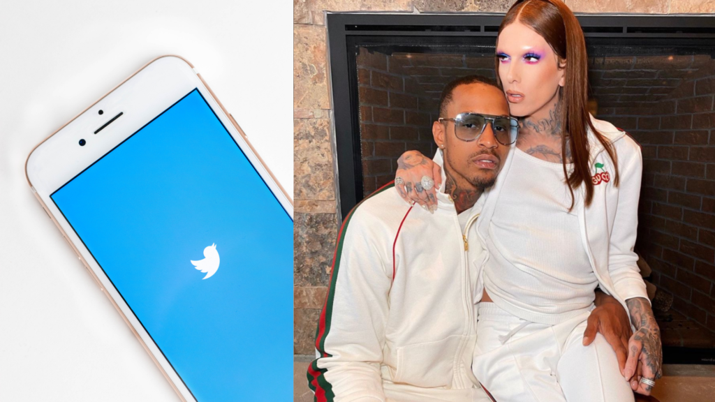 Jeffree Star and his New Boyfriend Spark Controversy