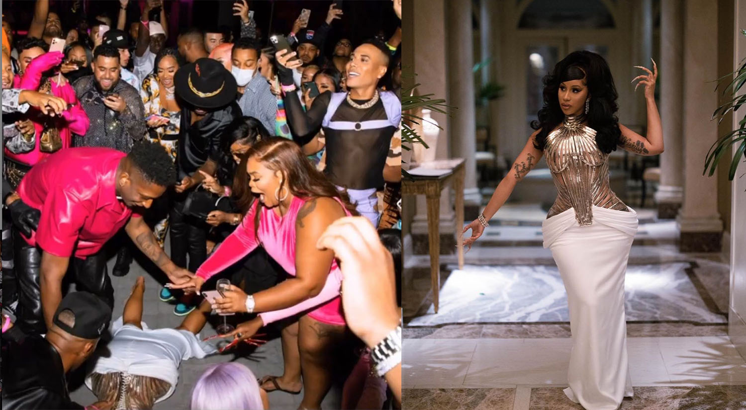 Cardi B S Birthday Bash In The Middle Of A Pandemic