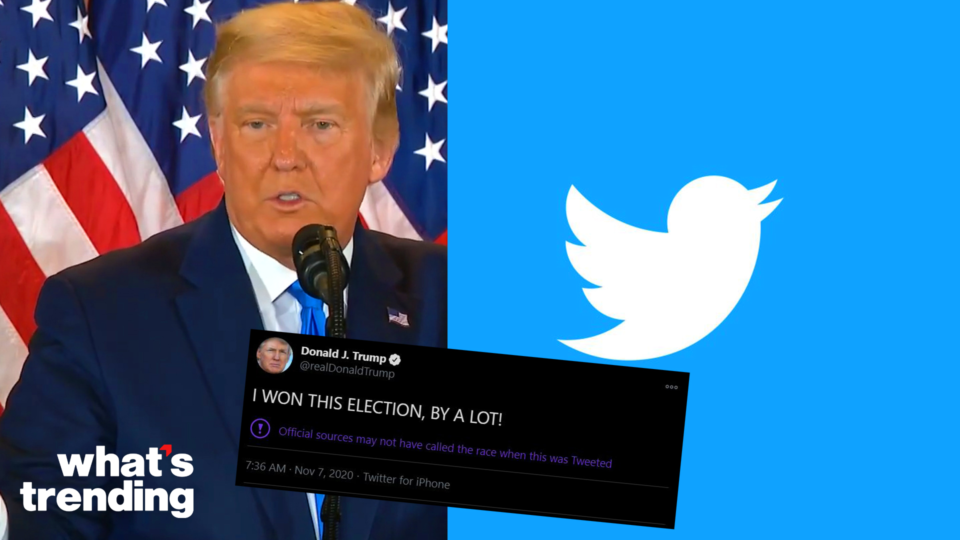 President Trump Will Lose Special Twitter Protections On January 20
