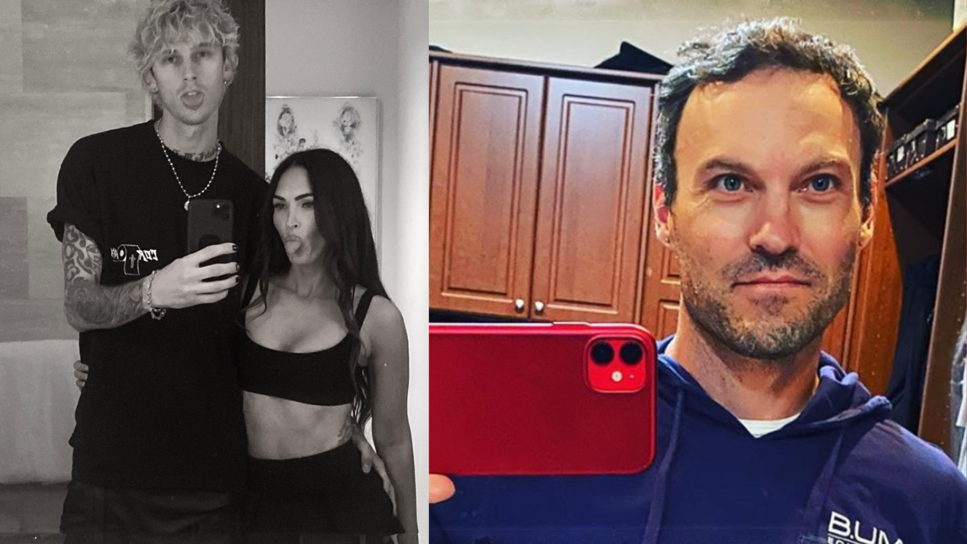 Megan Fox Calls Out Brian Austin Green