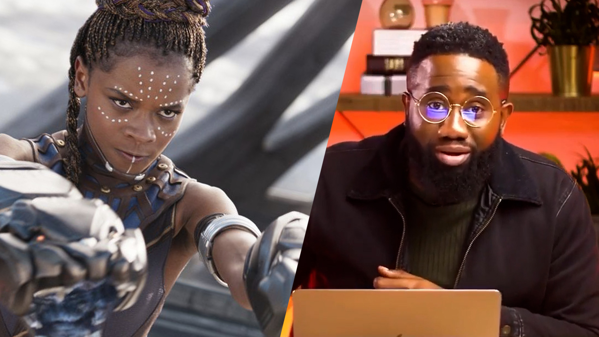 Black Panther's Letitia Wright Angers Many with Anti-Vaccine Tweets After Podcast