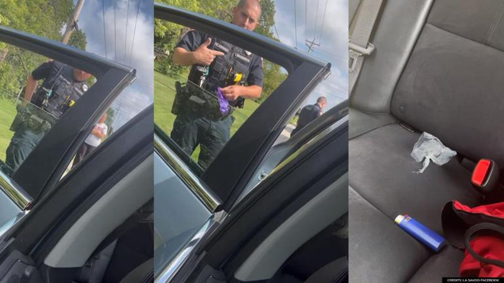 Wisconsin cop caught planting evidence